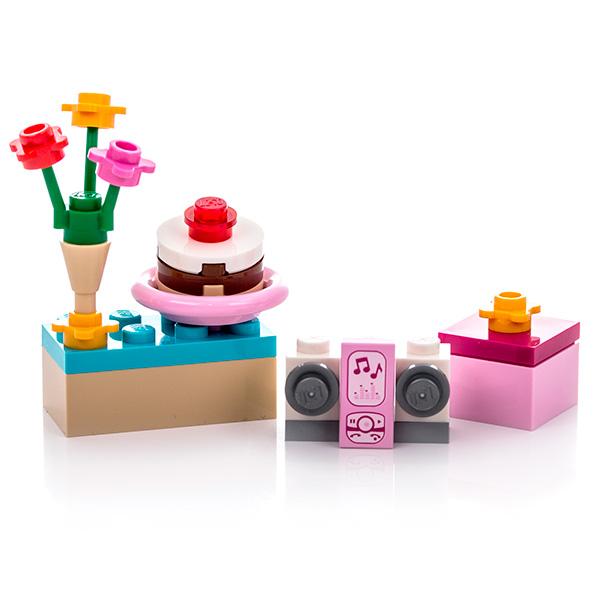 Лего Подружки 561504 Конструктор День рождения