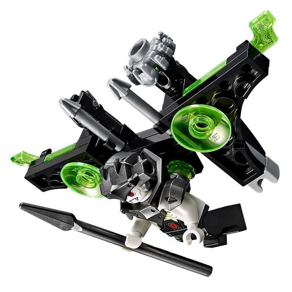 LEGO Nexo Knights 72005 Конструктор Лего Нексо Аэро-арбалет Аарона