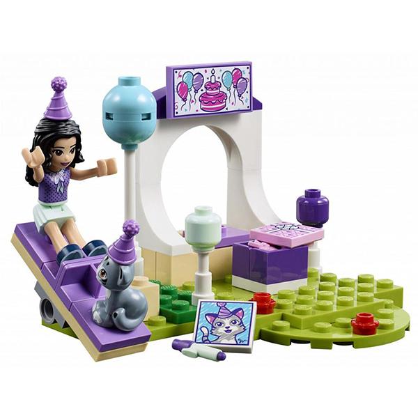 Lego Juniors 10748 Конструктор Лего Джуниорс Вечеринка Эммы для питомцев