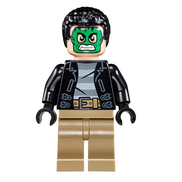 Lego Super Heroes 76082 Конструктор Лего Супер Герои Ограбление банкомата