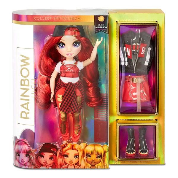 Rainbow High 569619 Кукла Ruby Anderson