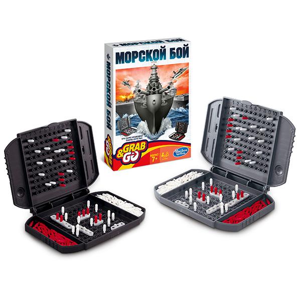 Other Games B0995 Дорожная игра Морской бой