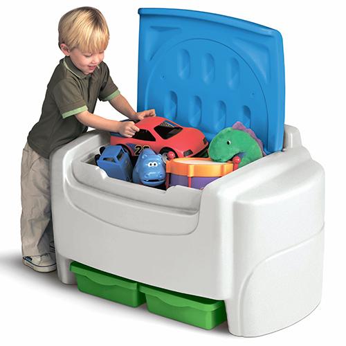 Little Tikes 621055 Литл Тайкс Ящик для хранения игрушек
