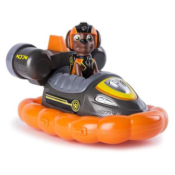 Paw Patrol 16702-Zum Щенячий патруль Машина спасателя со щенком Зума
