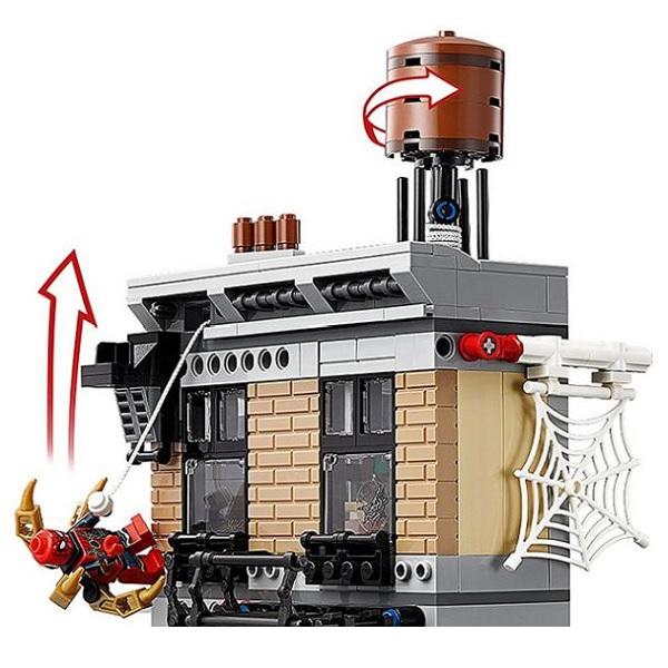 Lego Super Heroes 76108 Конструктор Лего Супер Герои Решающий бой в Санктум Санкторум