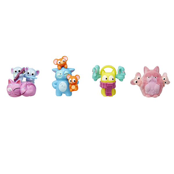 Hasbro Lost Kitties E7625 Мышиная мания в тюбике