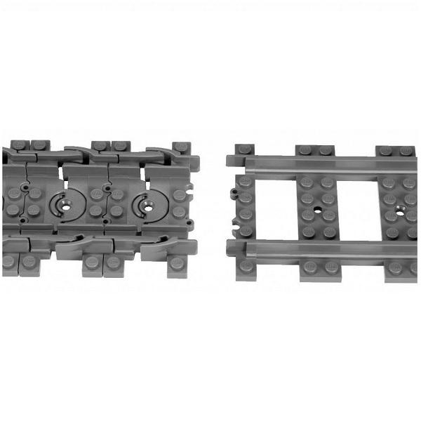 LEGO City 7499 Конструктор ЛЕГО Город Гибкие пути