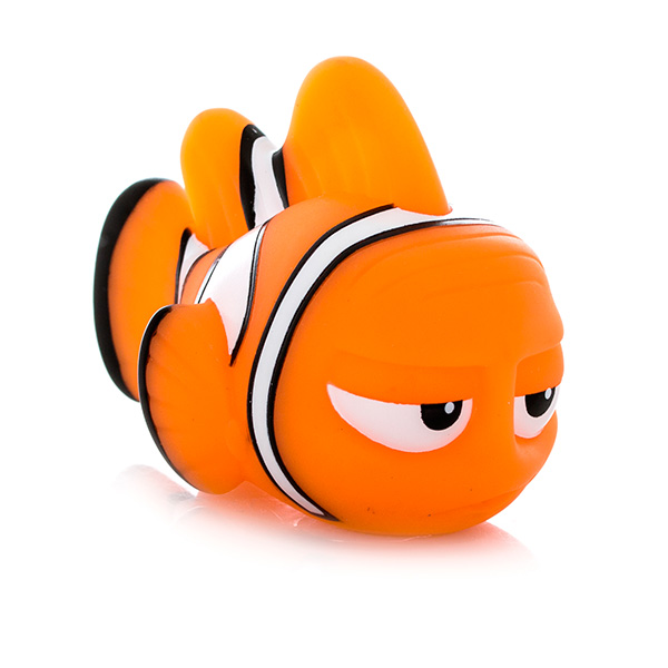 Finding Dory 36565 В поисках Дори Подводный обитатель-брызгалка 7-10 см (в ассортименте)