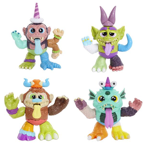 Crate Creatures 555070 Игрушка Монстр KaBoom crate creatures монстр падж разноцветный