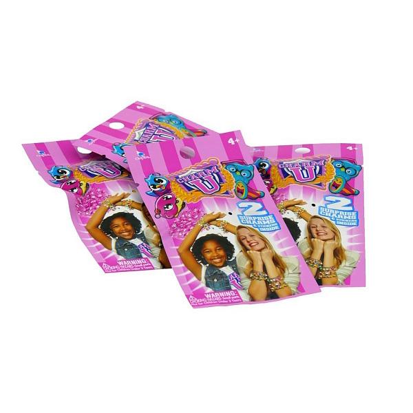 Фото - Charm U CU30040 2 подвески в мягкой упаковке (в ассортименте) полесье набор игрушек для песочницы 468 цвет в ассортименте