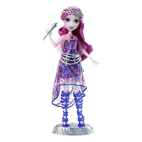 Mattel Monster High DYP01_9 Поющая кукла Эри Хонгтингтон
