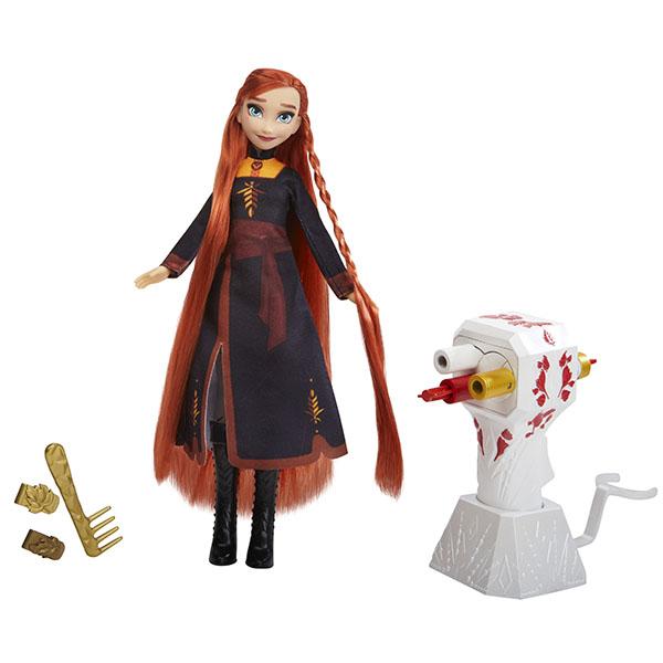 Hasbro Disney Princess E6950/E7003 ХОЛОДНОЕ СЕРДЦЕ 2 Магия причесок Анна роспись холодное сердце disney холодное сердце