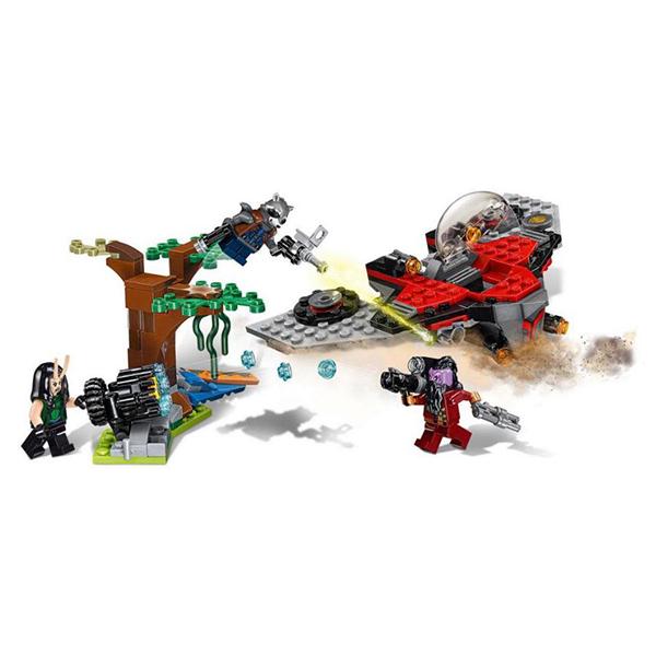 Lego Super Heroes 76079 Конструктор Лего Супер Герои Нападение Тазерфейса