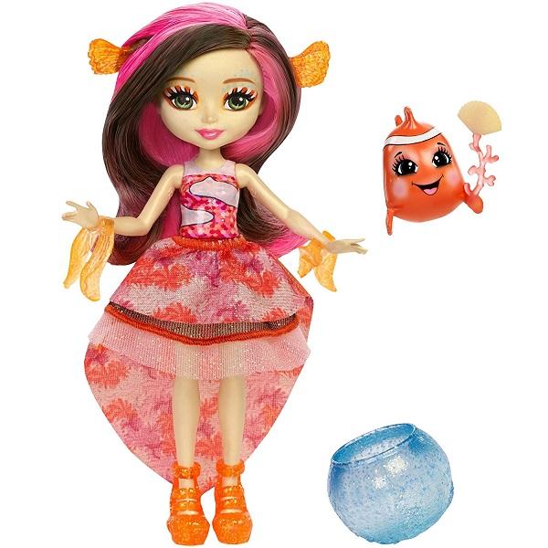 Mattel Enchantimals FKV56 Морские подружки с друзьями mattel mattel кукла ever after high мишель мермейд