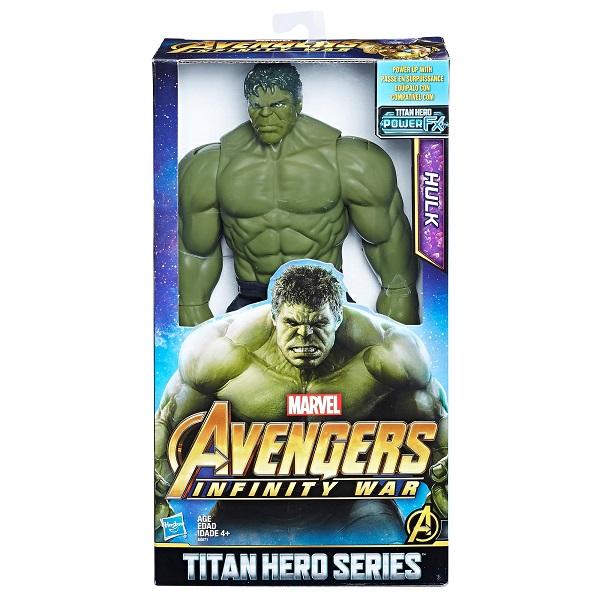 Hasbro Avengers E0571 Фигурка Халка