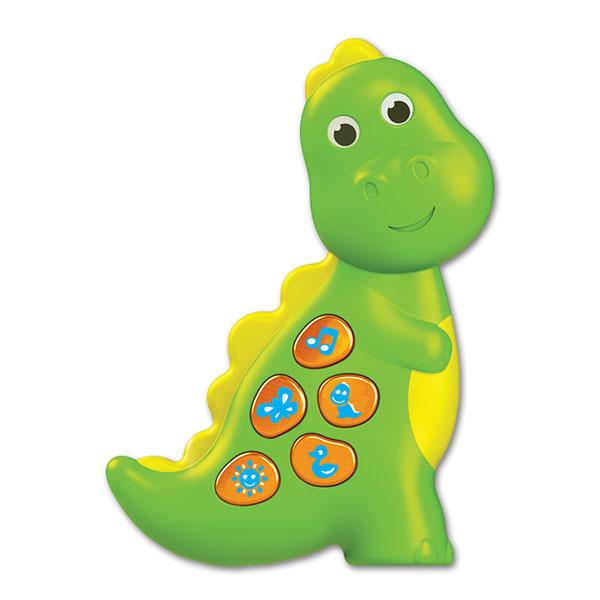 Фото - Азбукварик 2153 Чудо-огоньки Динозаврик чудо часики азбукварик мой динозаврик
