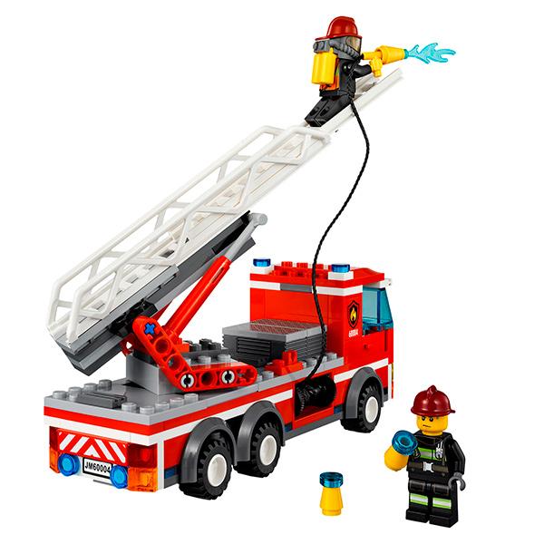 LEGO City 60004 Конструктор ЛЕГО Город Пожарная Часть
