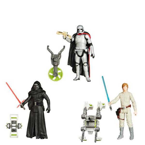 Hasbro Star Wars B3445 Звездные Войны Фигурка Миссия в джунглях/Космическая миссия (в ассортименте) игрушка hasbro star wars b3445