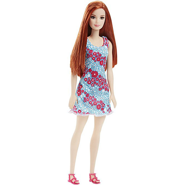 Mattel Barbie DVX91 Барби Кукла серия Стиль