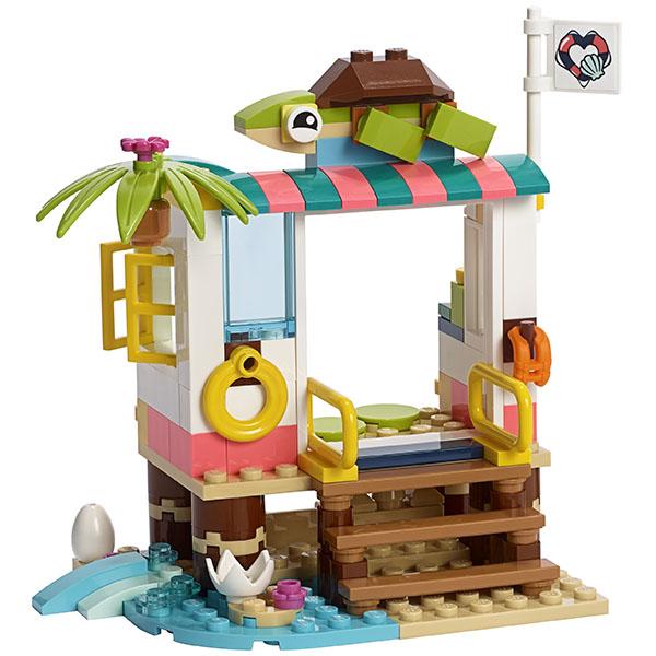 LEGO Friends 41376 Конструктор ЛЕГО Подружки Спасение черепах
