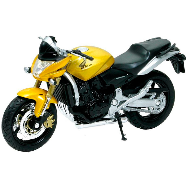 Welly 12830P Велли Модель мотоцикла 1:18 Honda Hornet welly мотоцикл honda hornet