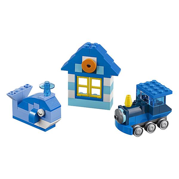 LEGO Classic 10706 Конструктор ЛЕГО Классик Синий набор для творчества