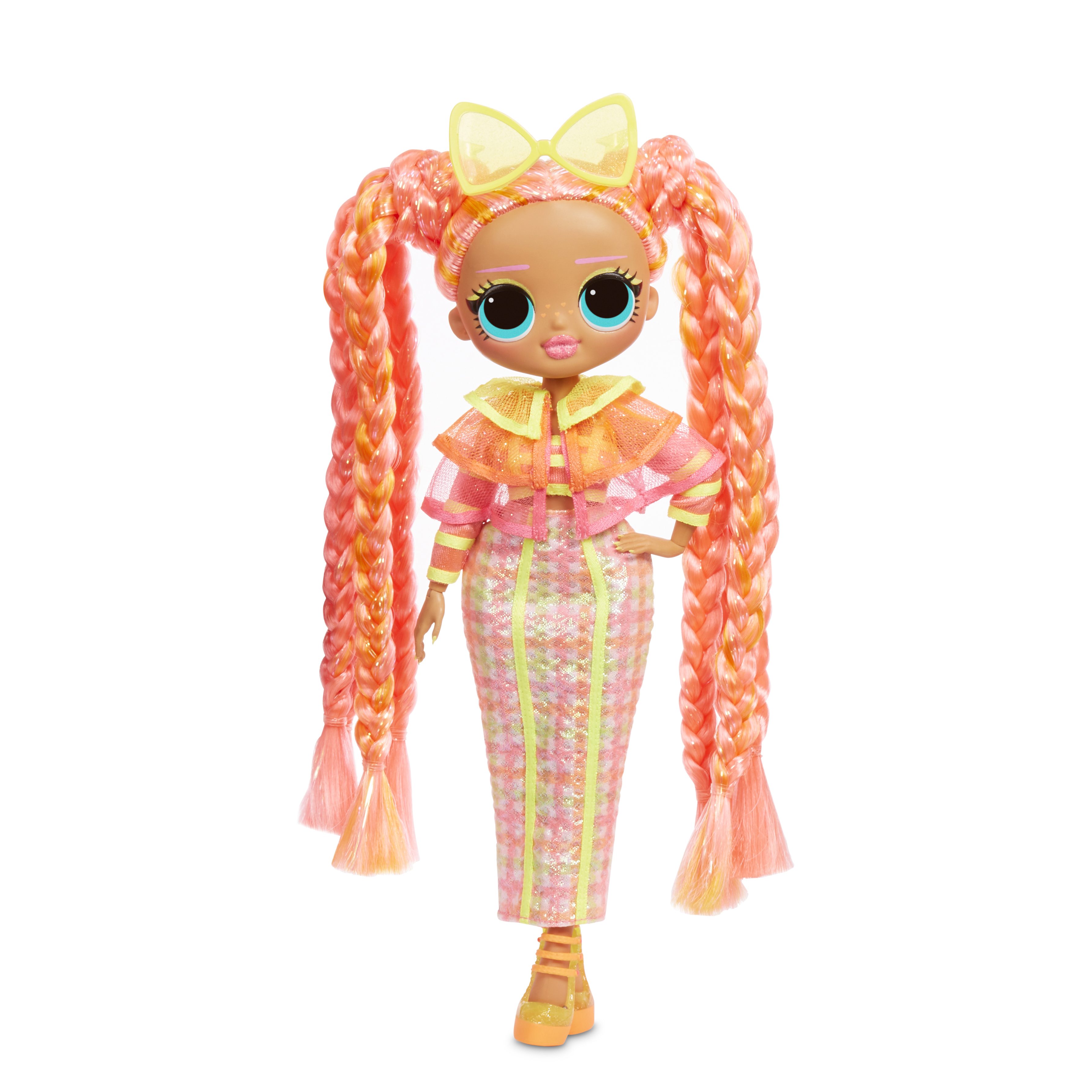 L.O.L. Surprise 565185 Кукла OMG серия Неон Dazzle
