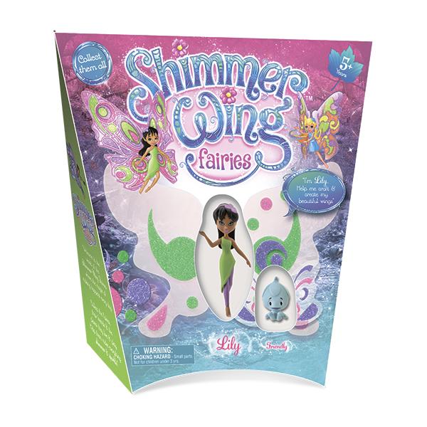 Shimmer Wing SWF0003b Игровой набор Фея Лили