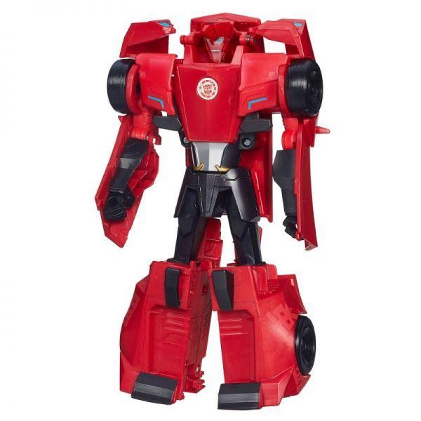 Hasbro Transformers B0067 Трансформеры роботы под прикрытием: Гиперчэндж (в ассортименте) роботы transformers трансформеры 5 делюкс автобот сквикс