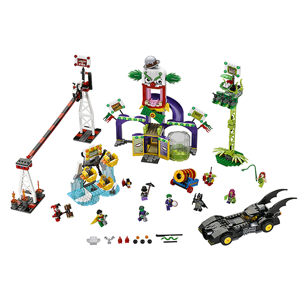 Lego Super Heroes 76035 Конструктор Лего Супер Герои Джокерленд