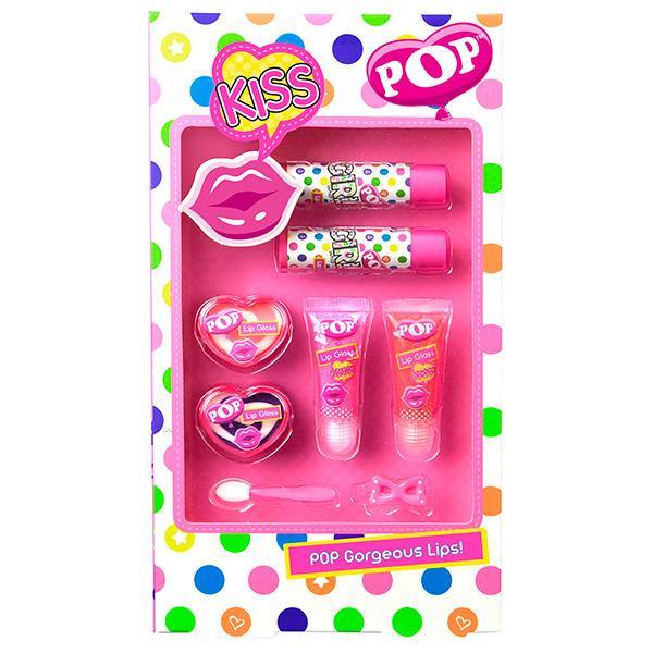 Markwins 3600251 POP Набор детской декоративной косметики для губ детская косметика цептер