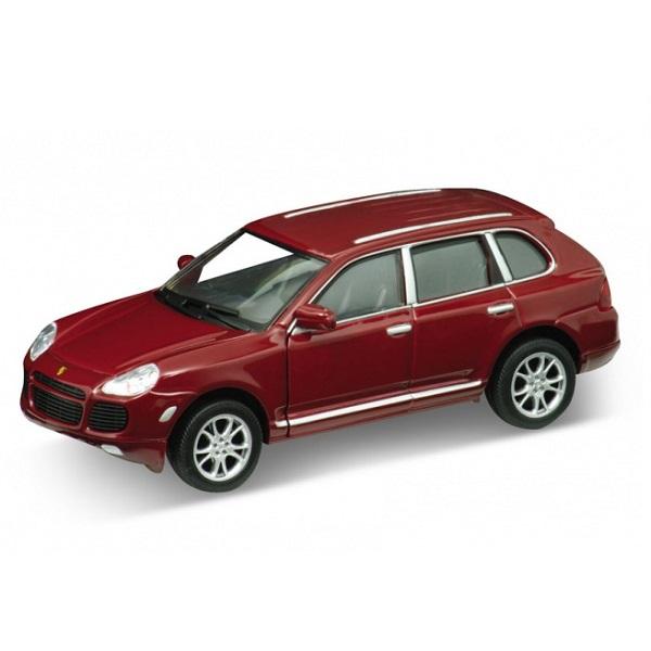 Welly 39871 Велли Модель машины 1:31 PORSCHE CAYENNE TURBO машины welly модель машины 1 18 porsche cayenne turbo