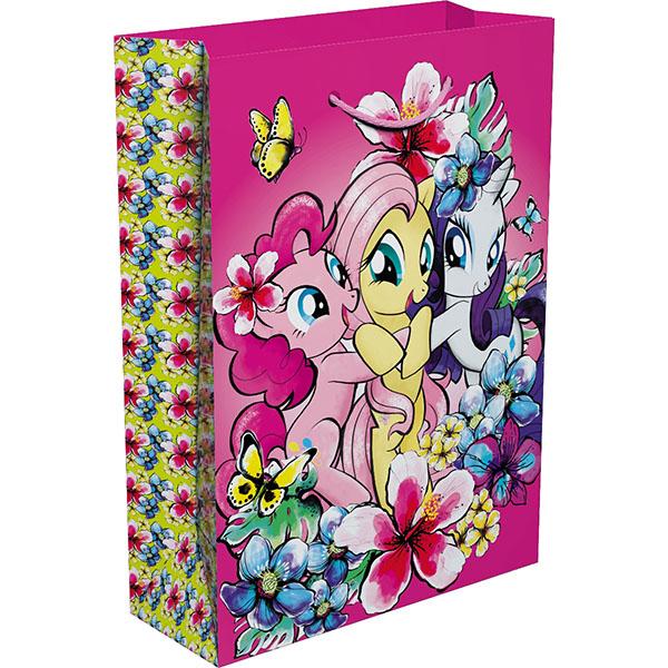 Пакет подарочный R33165 My Little Pony 350*250*90 росмэн подарочный пакет миньон монарх 350 250 90