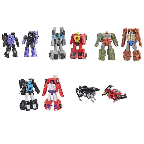 Hasbro Transformers E3420 Трансформер Игровой набор МИКРОМАСТЕРС