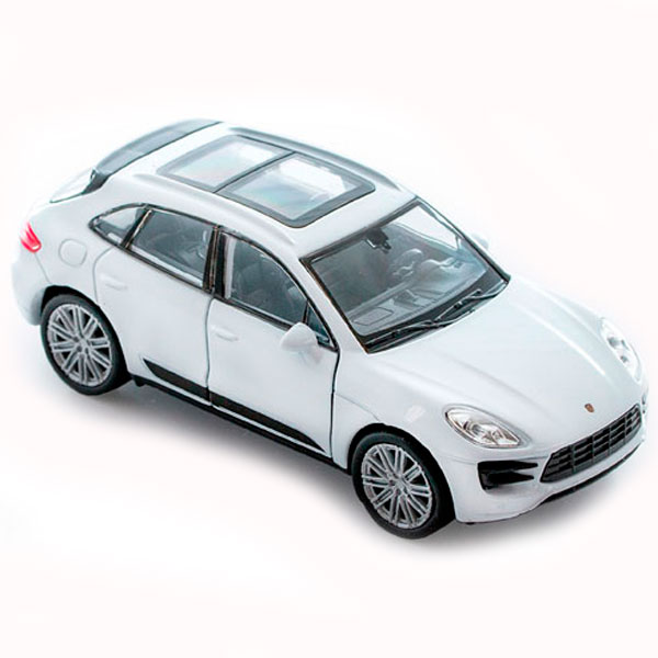 Welly 43673 Велли модель машины 1:34-39 Porsche Macan Turbo welly porsche cayenne turbo