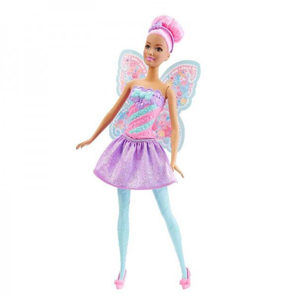 Mattel Barbie DHM51 Барби Кукла-принцесса Candy Fashion