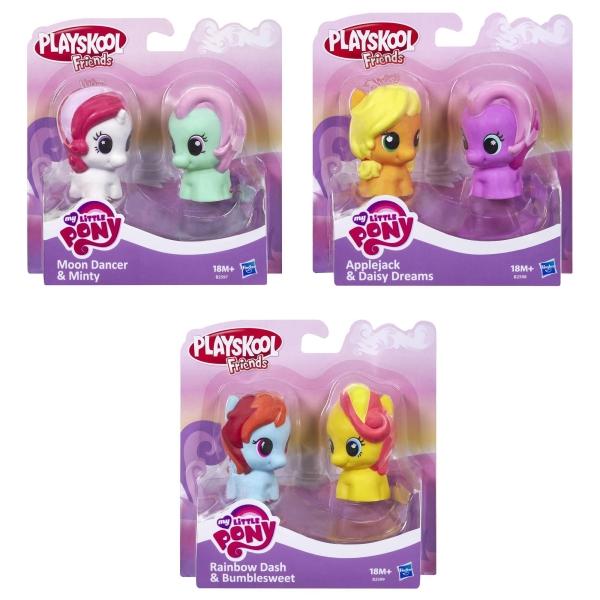 Hasbro Playskool B1910 Пони-малышки (в ассортименте) пони малышки