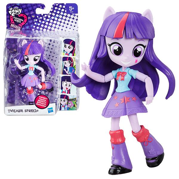 Hasbro My Little Pony B4903_9 Май Литл Пони Equestria Girls мини-кукла (в ассортименте)