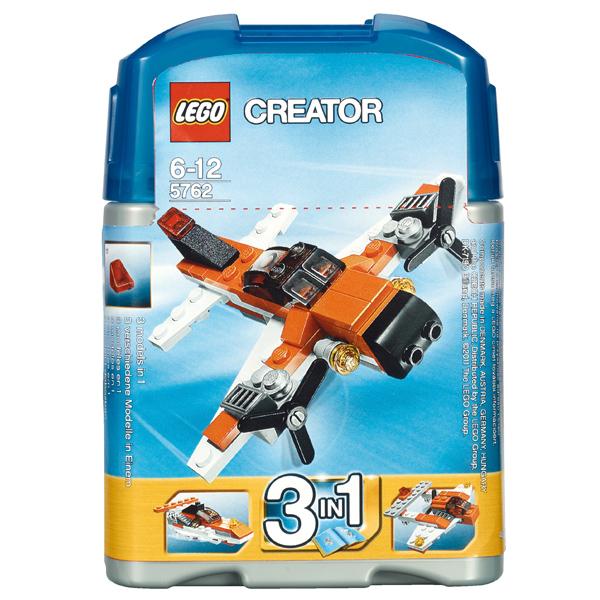 Конструктор Лего Криэйтор 5762 Конструктор Мини-самолёт