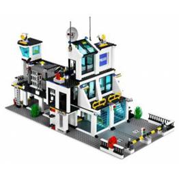 LEGO City 7744 Конструктор ЛЕГО Город Полицейский участок