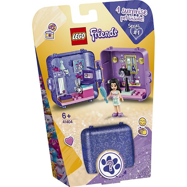 LEGO Friends 41404 Конструктор ЛЕГО Подружки Игровая шкатулка Эммы