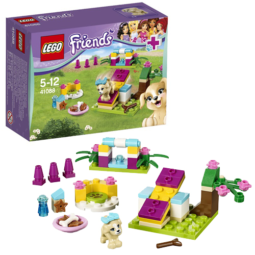 Конструктор Lego Friends 41088 Лего Подружки Щенок
