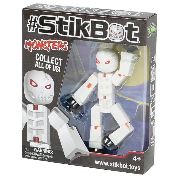 "Stikbot TST626 Стикбот ""Монстр"" (в ассортименте)"