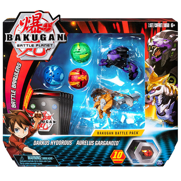 Bakugan 6054981 Бакуган большой игровой набор 1