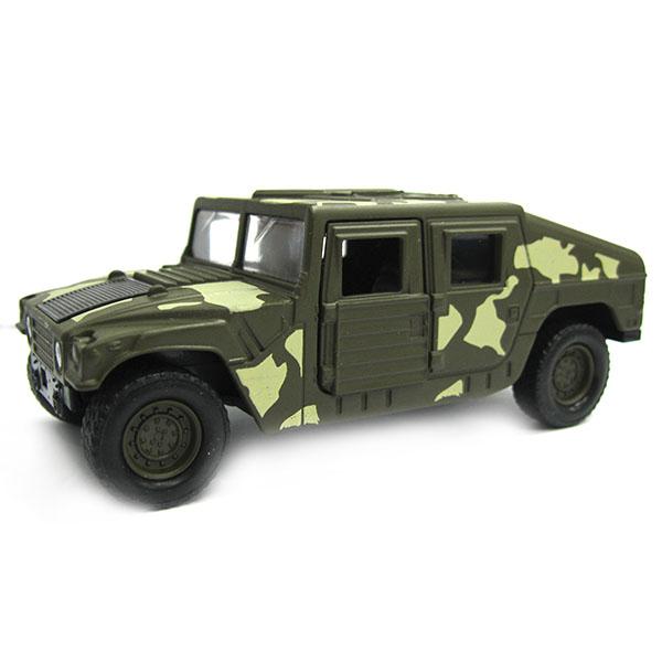 коллекционные машинки Welly 99192CM Велли Военный бронированный автомобиль