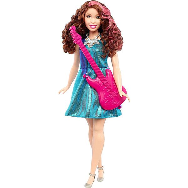 Mattel Barbie DVF52 Барби Кукла из серии Кем быть? barbie набор сестра барби с питомцем barbie dmb26
