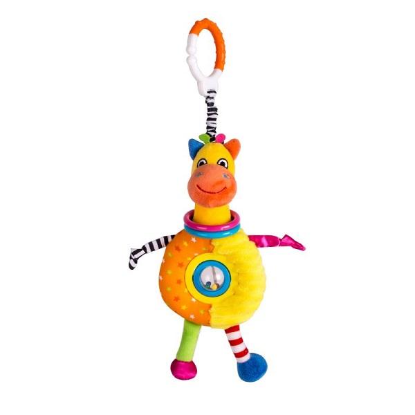 Фото - Happy Snail 17HS015PCS Игрушка-подвес Спот в цирке игрушка погремушка happy snail хруми 17hst02hr