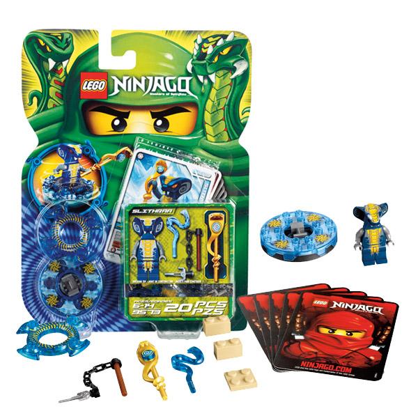 Lego Ninjago 9573 Конструктор Лего Ниндзяго Слитра