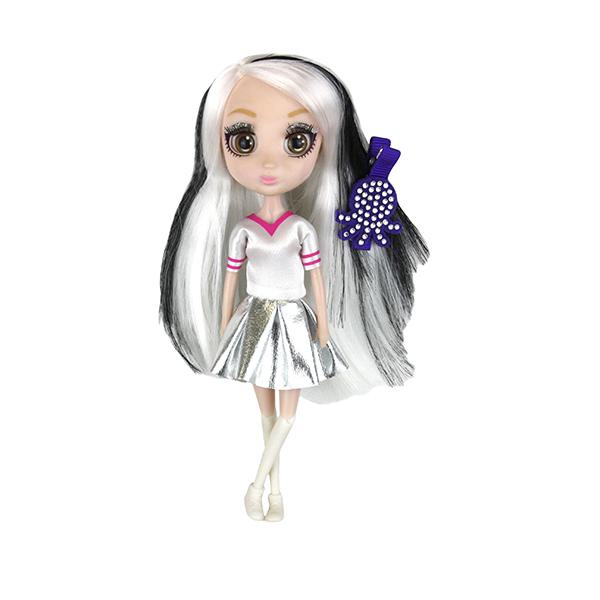 Shibajuku Girls HUN6677 Кукла Мики, 15 см