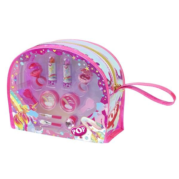 Markwins 3800651 POP Игровой набор детской декоративной косметики в сумочке